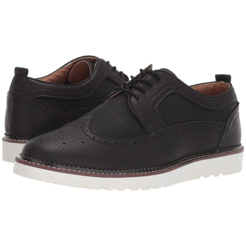 スティーブ マデン Madden by Steve Madden メンズ 革靴・ビジネスシューズ シューズ・靴【Desin 6】Black