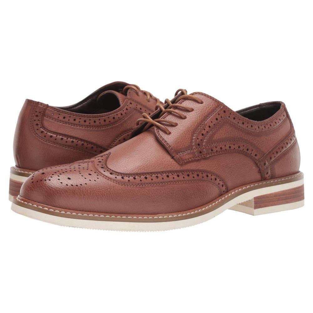 ケネス コール Kenneth Cole Unlisted メンズ 革靴・ビジネスシューズ レースアップ シューズ・靴【Jimmie Lace-Up C】Cognac