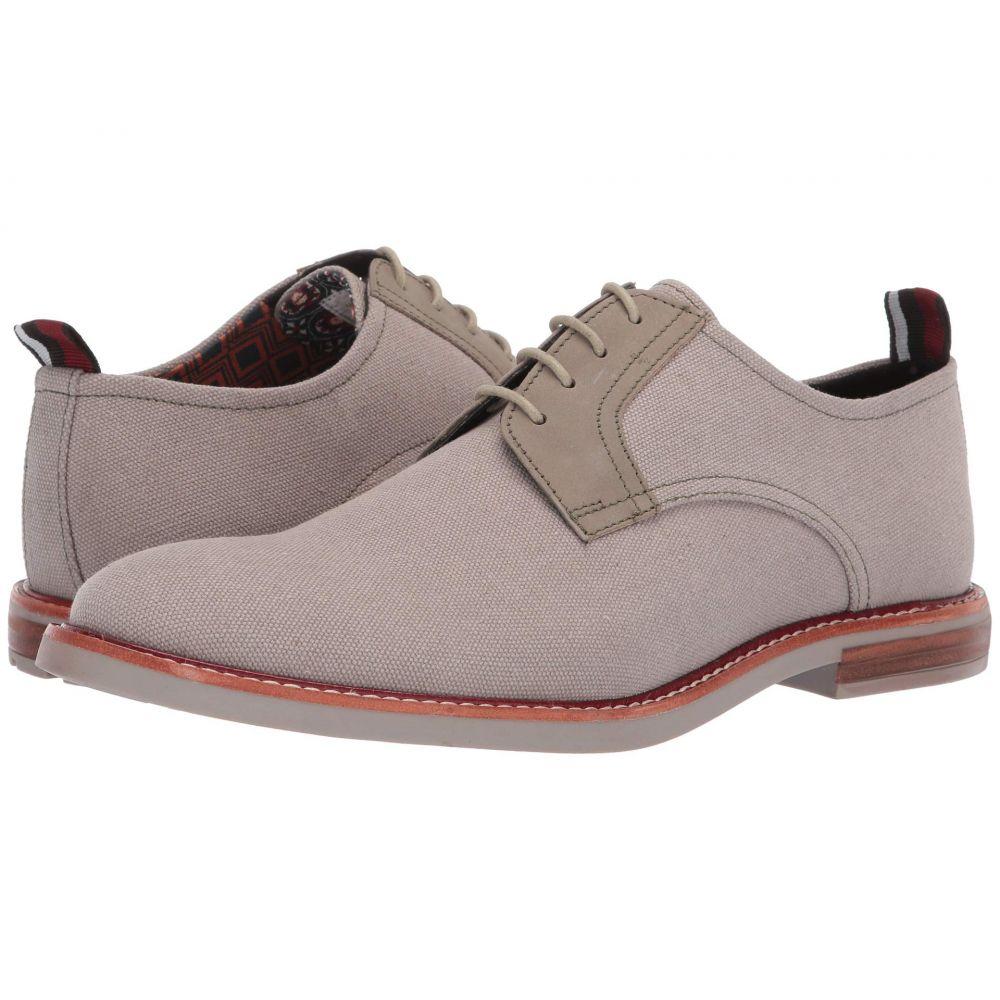 ベンシャーマン Ben Sherman メンズ 革靴・ビジネスシューズ シューズ・靴【Birk Plain Toe】Alloy