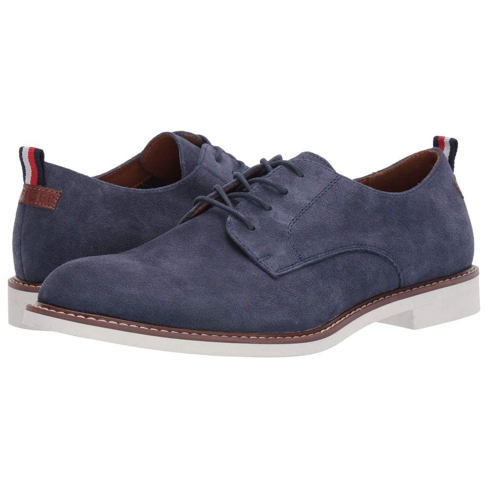 トミー ヒルフィガー Tommy Hilfiger メンズ 革靴・ビジネスシューズ シューズ・靴【Garson】Blue