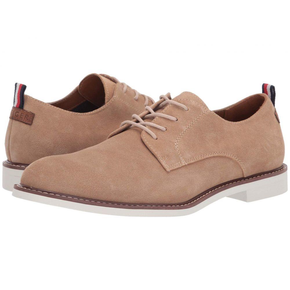 トミー ヒルフィガー Tommy Hilfiger メンズ 革靴・ビジネスシューズ シューズ・靴【Garson】Medium Brown