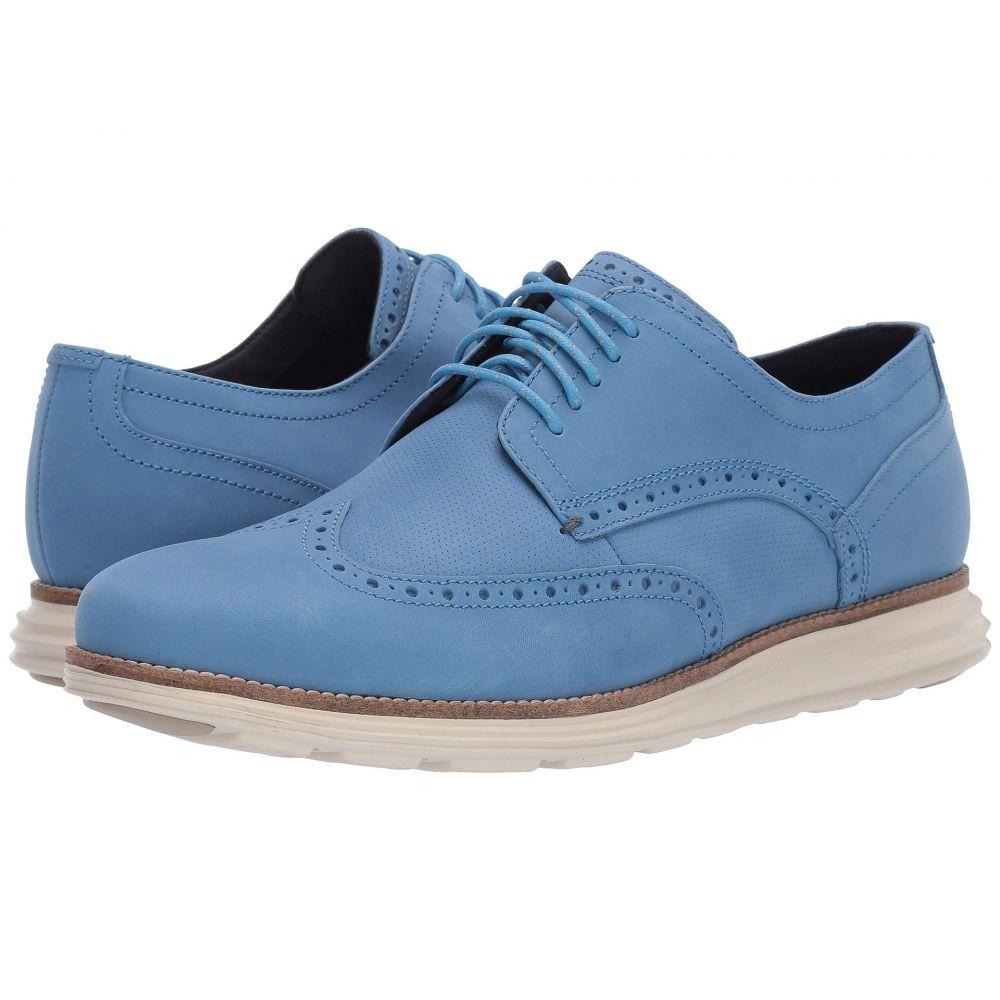 コールハーン Cole Haan メンズ 革靴・ビジネスシューズ ウイングチップ シューズ・靴【Original Grand Wingtip Oxford】Pacific Coast Nubuck/Ivory