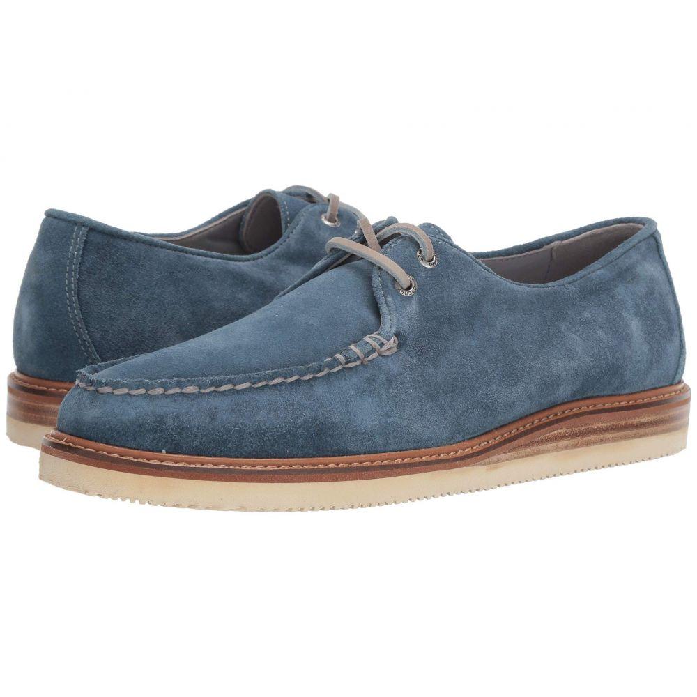 スペリー Sperry メンズ 革靴・ビジネスシューズ シューズ・靴【Gold Cup Chesire Captain's Oxford Suede】Blue Mirage