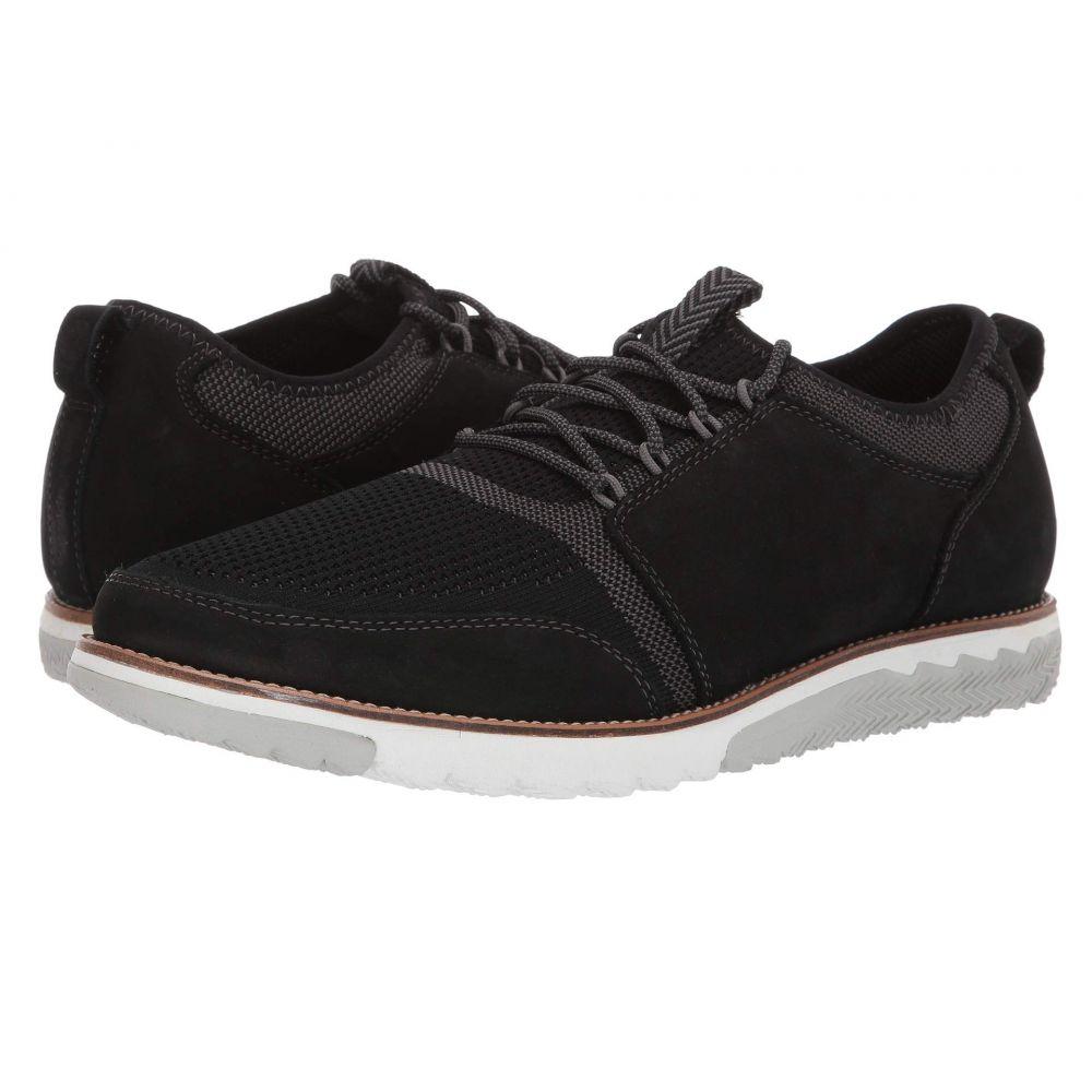 ハッシュパピー Hush Puppies メンズ 革靴・ビジネスシューズ レースアップ シューズ・靴【Expert Knit Lace-Up】Black Knit/Nubuck