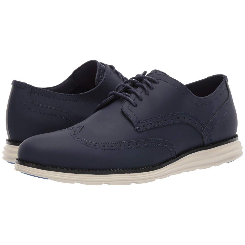 コールハーン Cole Haan メンズ 革靴・ビジネスシューズ シューズ・靴【Original Grand Wing Chorino Matte Leather】Marine Matte
