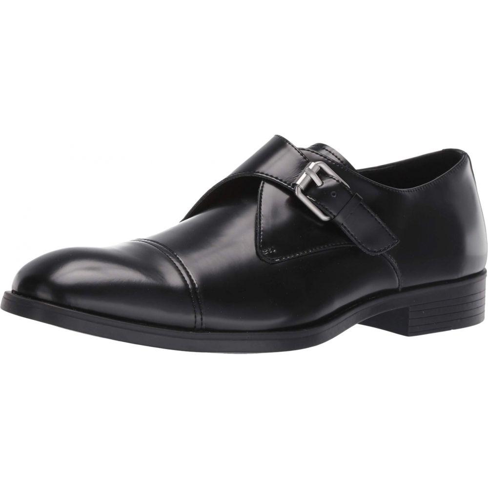 カルバンクライン Calvin Klein メンズ 革靴・ビジネスシューズ シューズ・靴 Channer Black Box LeathersrChBtxQd