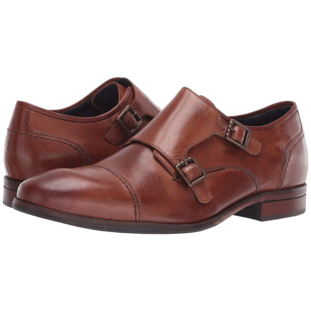 コールハーン Cole Haan メンズ 革靴・ビジネスシューズ シューズ・靴【Warner Grand Monk】British Tan