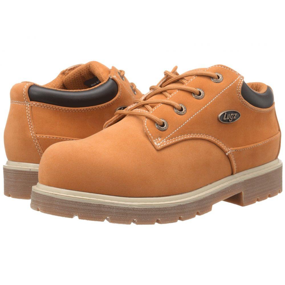 ラグズ Lugz メンズ 革靴・ビジネスシューズ シューズ・靴【Drifter Lo Lx】Golden Wheat/Bark/Cream/Gum