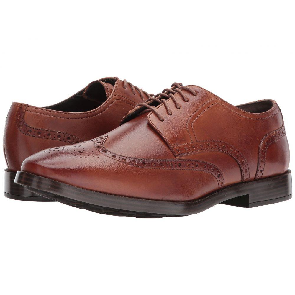 コールハーン Cole Haan メンズ 革靴・ビジネスシューズ シューズ・靴【Jefferson Grand Wing Ox II】British Tan