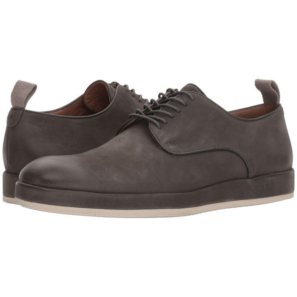 ジョン バルベイトス John Varvatos メンズ 革靴・ビジネスシューズ ダービーシューズ シューズ・靴【Sid Wrap Derby】Charcoal