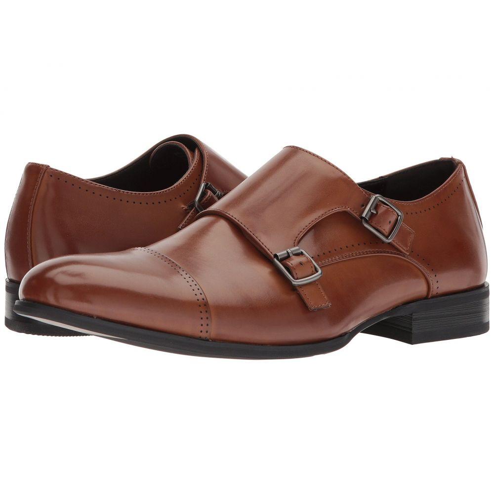 ケネス コール Kenneth Cole Unlisted メンズ 革靴・ビジネスシューズ シューズ・靴【Eel Monk】Cognac