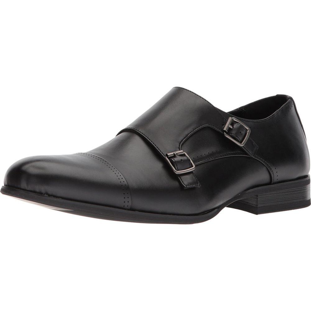 ケネス コール Kenneth Cole Unlisted メンズ 革靴・ビジネスシューズ シューズ・靴 Eel Monk BlackEDHW29I