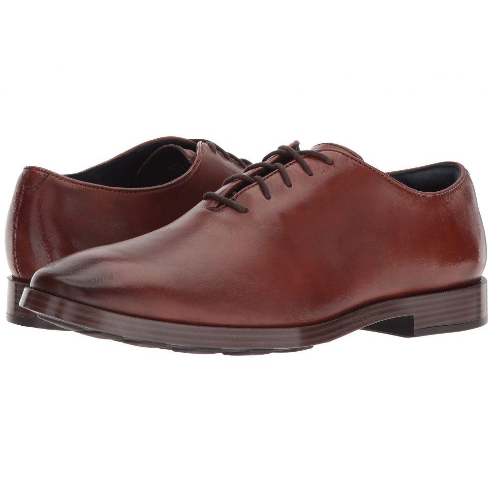 コールハーン Cole Haan メンズ 革靴・ビジネスシューズ シューズ・靴【Jefferson Grand Wholecut Ox】British Tan