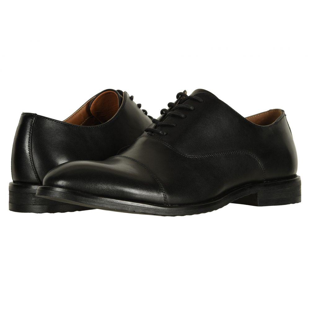 フライ Frye メンズ 革靴・ビジネスシューズ シューズ・靴【Scott Cap Toe】Black Leather
