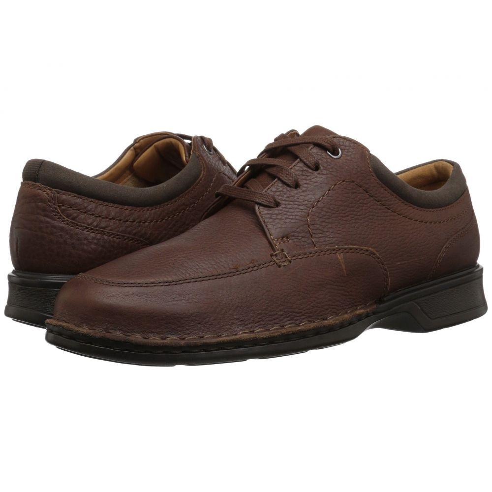クラークス Clarks メンズ 革靴・ビジネスシューズ シューズ・靴【Northam Pace】Tobacco Leather