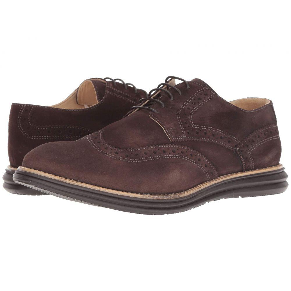 ブガッチ BUGATCHI メンズ 革靴・ビジネスシューズ メダリオン シューズ・靴【Manarola Brogue】Testa Di Moro