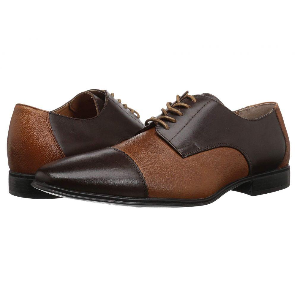 ジョルジオブルティーニ Giorgio Brutini メンズ 革靴・ビジネスシューズ シューズ・靴【Sloan】Brown/Tan