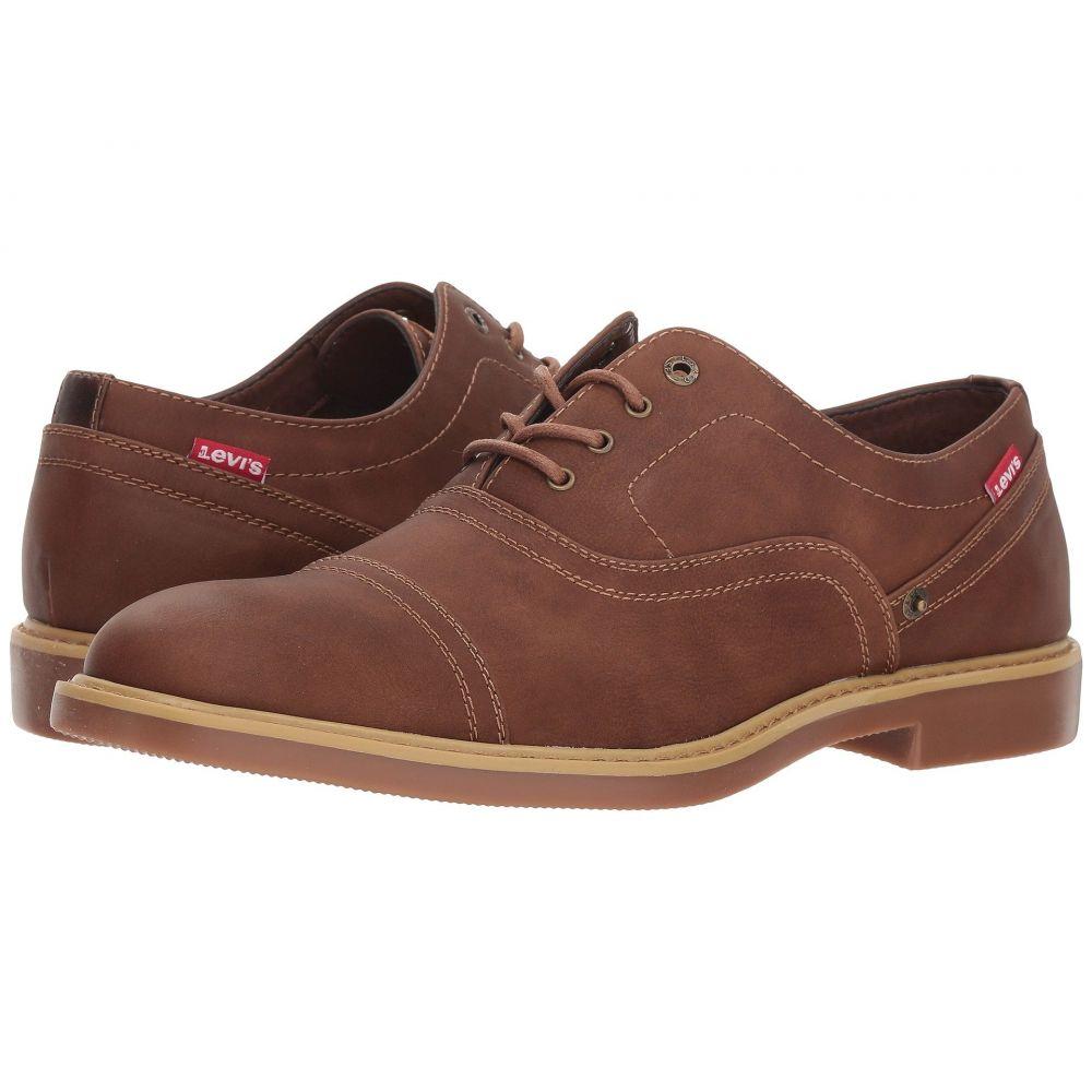 リーバイス Levi's Shoes メンズ 革靴・ビジネスシューズ シューズ・靴【Essex UL】Dark/Tan