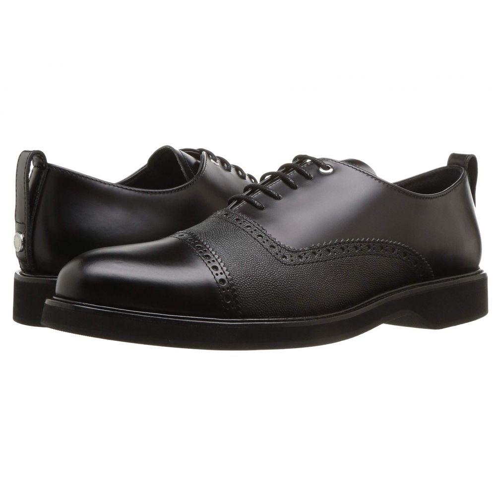 ウォント レス エッセンシャル WANT Les Essentiels メンズ 革靴・ビジネスシューズ メダリオン ダービーシューズ シューズ・靴【Montoro Brogue Derby】Multi Black Caviar/Black