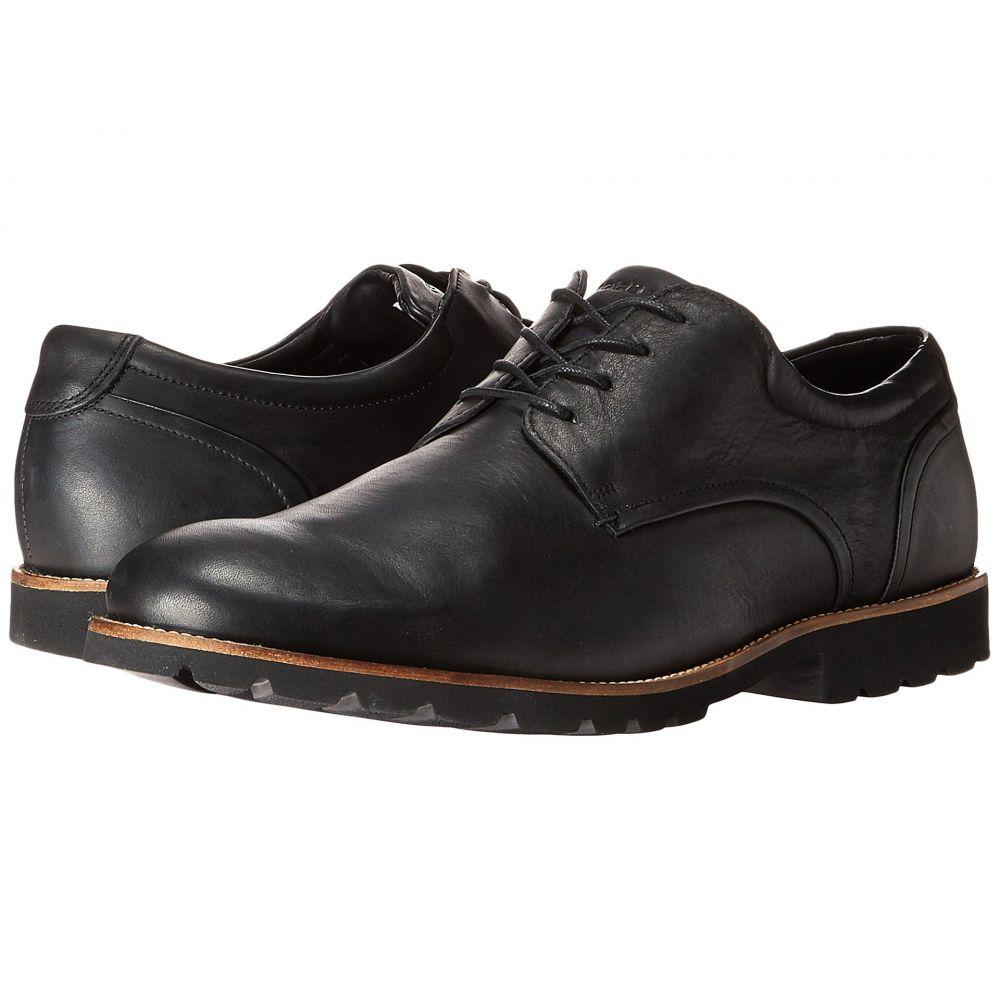 ロックポート Rockport メンズ 革靴・ビジネスシューズ シューズ・靴【Colben Plain Toe Oxford】Black