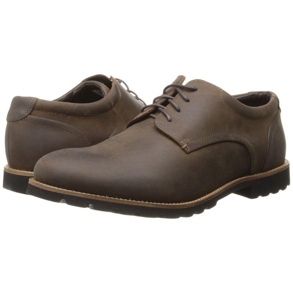 ロックポート Rockport メンズ 革靴・ビジネスシューズ シューズ・靴【Sharp & Ready Colben】Brown Oiled Leather