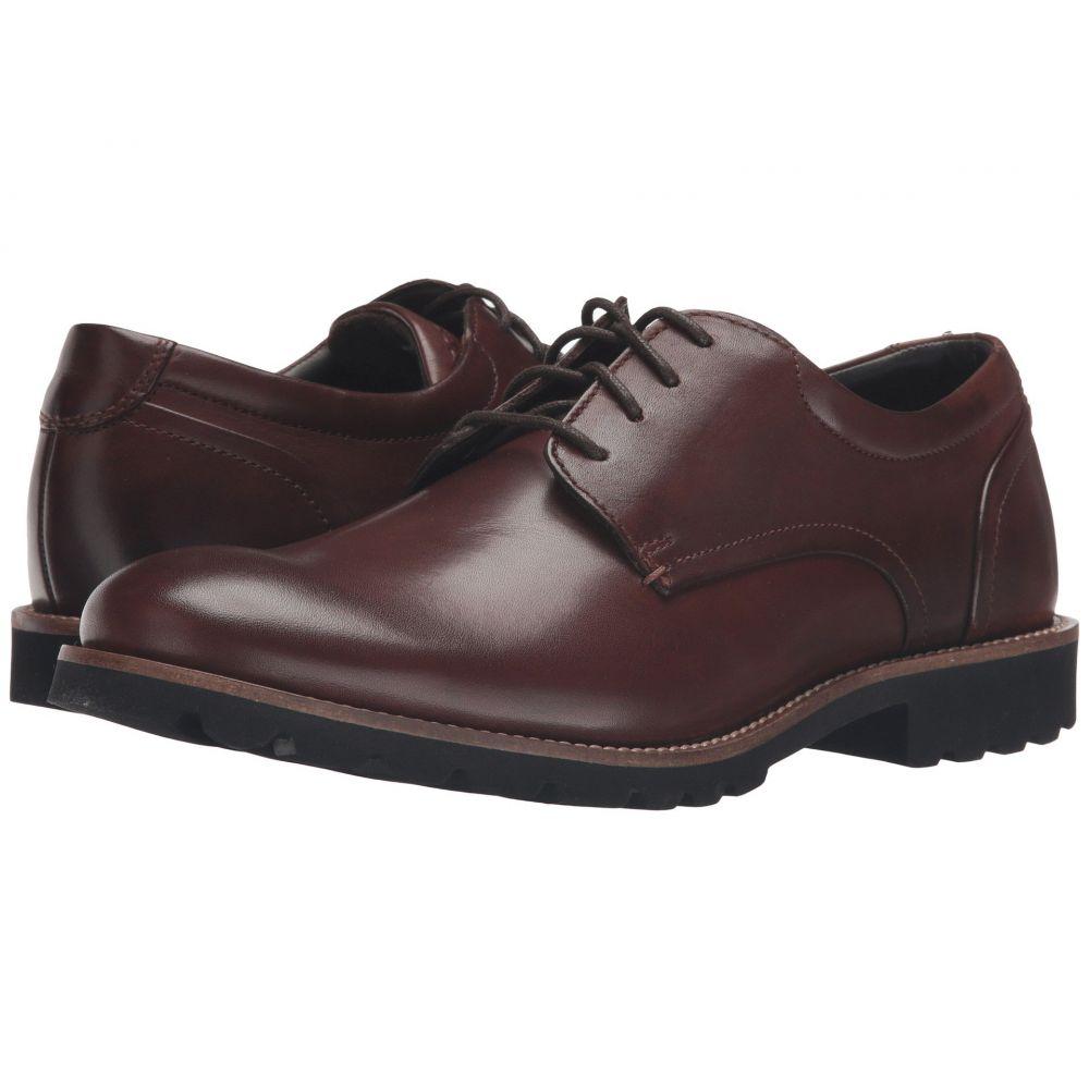 ロックポート Rockport メンズ 革靴・ビジネスシューズ シューズ・靴【Sharp & Ready Colben】Brown Burnished Leather