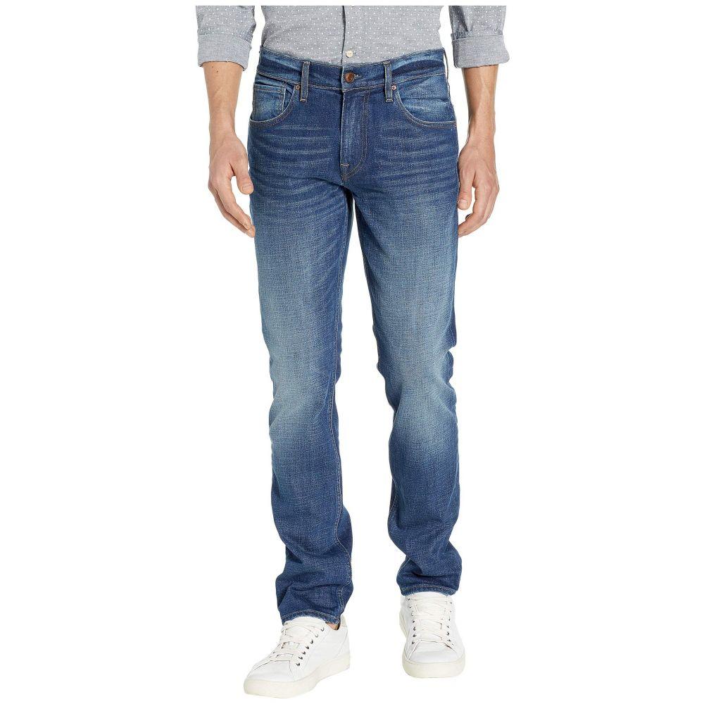 ハドソンジーンズ Hudson Jeans メンズ ジーンズ・デニム ボトムス・パンツ【Blake Slim Straight Zip in Watts】Watts