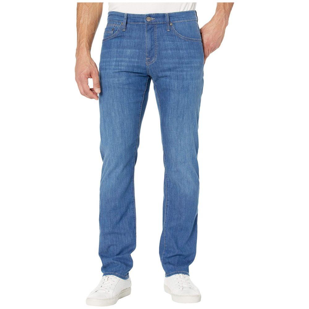 マーヴィ ジーンズ Mavi Jeans メンズ ジーンズ・デニム ボトムス・パンツ【Zach Mid-Rise Straight Leg in Indigo Chambray】Indigo Chambray