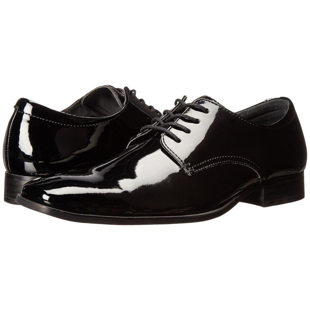 カルバンクライン Calvin Klein メンズ 革靴・ビジネスシューズ シューズ・靴【Gareth 2】Black Patent