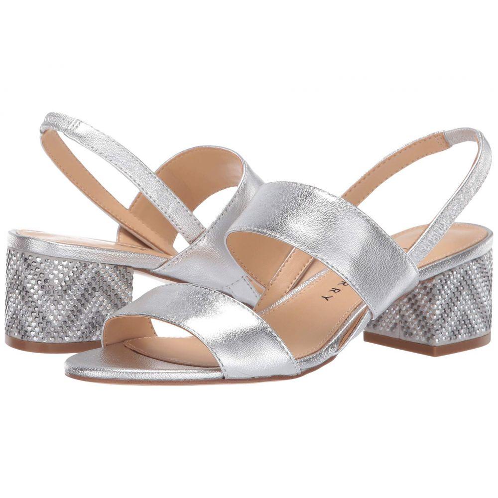 ケイティ ペリー Katy Perry レディース サンダル・ミュール シューズ・靴【The Annalie】Silver Smooth Metallic