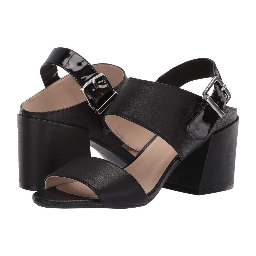 ケネス コール Kenneth Cole New York レディース サンダル・ミュール シューズ・靴【Hannon 2 Way】Black Leather/Patent