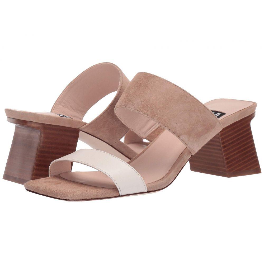 ナインウェスト Nine West レディース サンダル・ミュール シューズ・靴【Churen 40 Heeled Sandal】Latte/Cotton