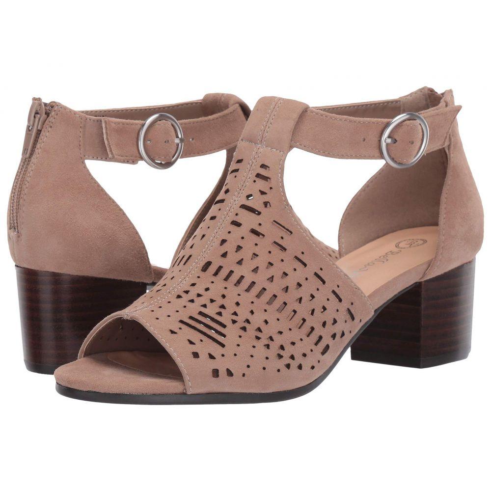 ベラヴィータ Bella-Vita レディース サンダル・ミュール シューズ・靴【Finn】Almond Suede Leather