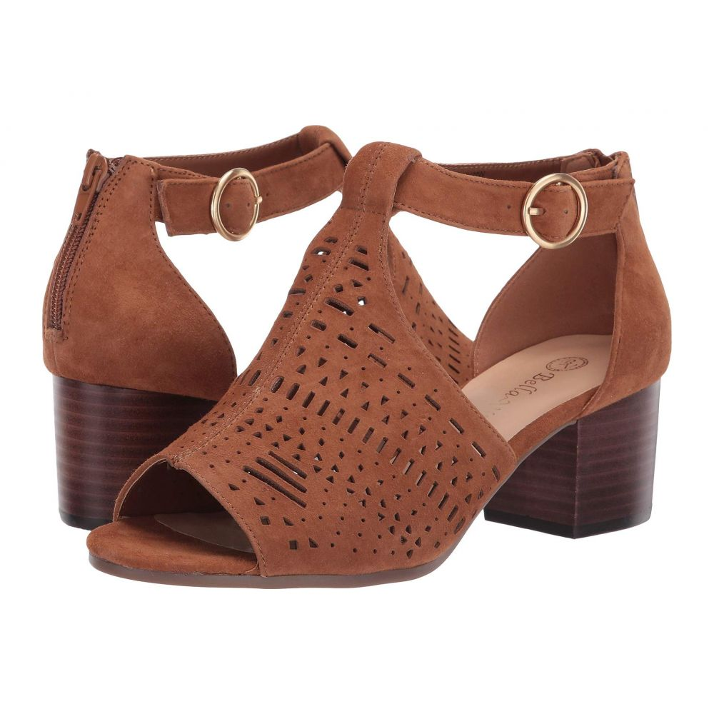 ベラヴィータ Bella-Vita レディース サンダル・ミュール シューズ・靴【Finn】Biscuit Suede Leather