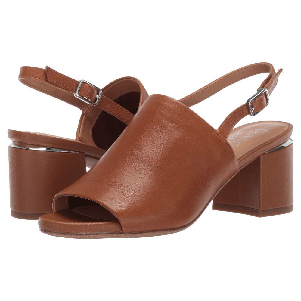 フランコサルト Franco Sarto レディース サンダル・ミュール シューズ・靴【Marielle】Light Brown Leather