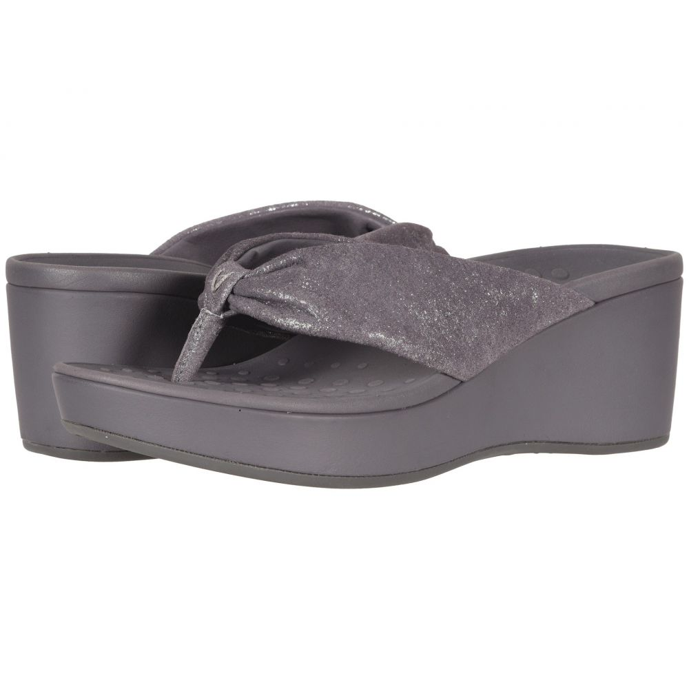 バイオニック VIONIC レディース サンダル・ミュール シューズ・靴【Arabella】Pewter