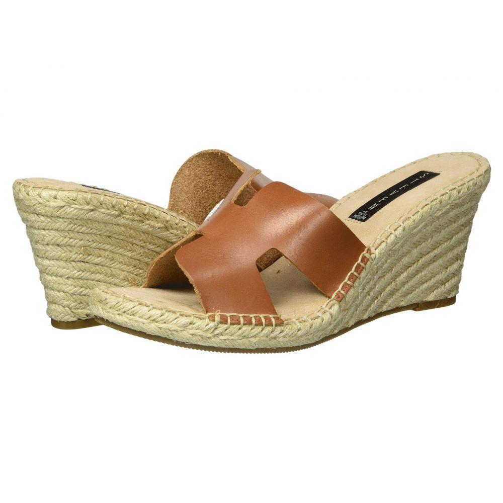 スティーブン Steven レディース サンダル・ミュール シューズ・靴【Eryk】Cognac Leather