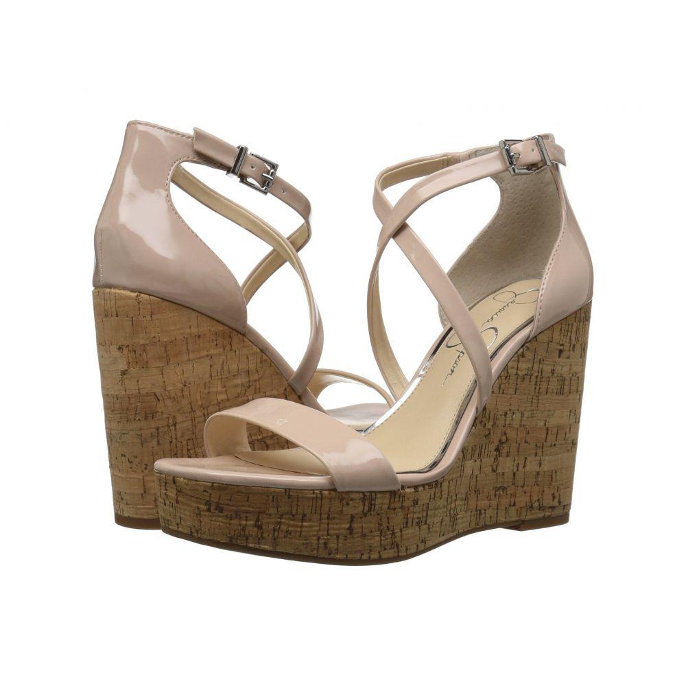ジェシカシンプソン Jessica Simpson レディース サンダル・ミュール シューズ・靴【Stassi】Ballerina Patent