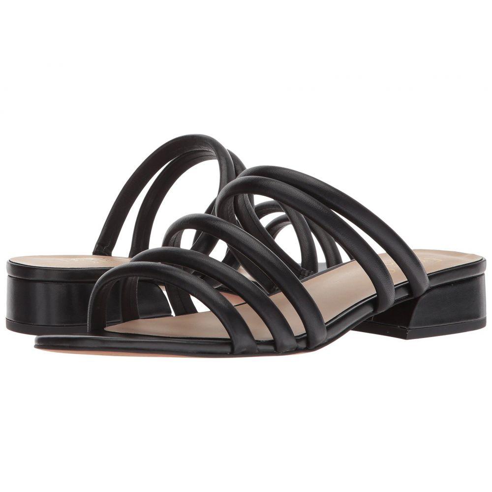 フランコサルト Franco Sarto レディース サンダル・ミュール シューズ・靴【Fitz】Black Nappa Leather