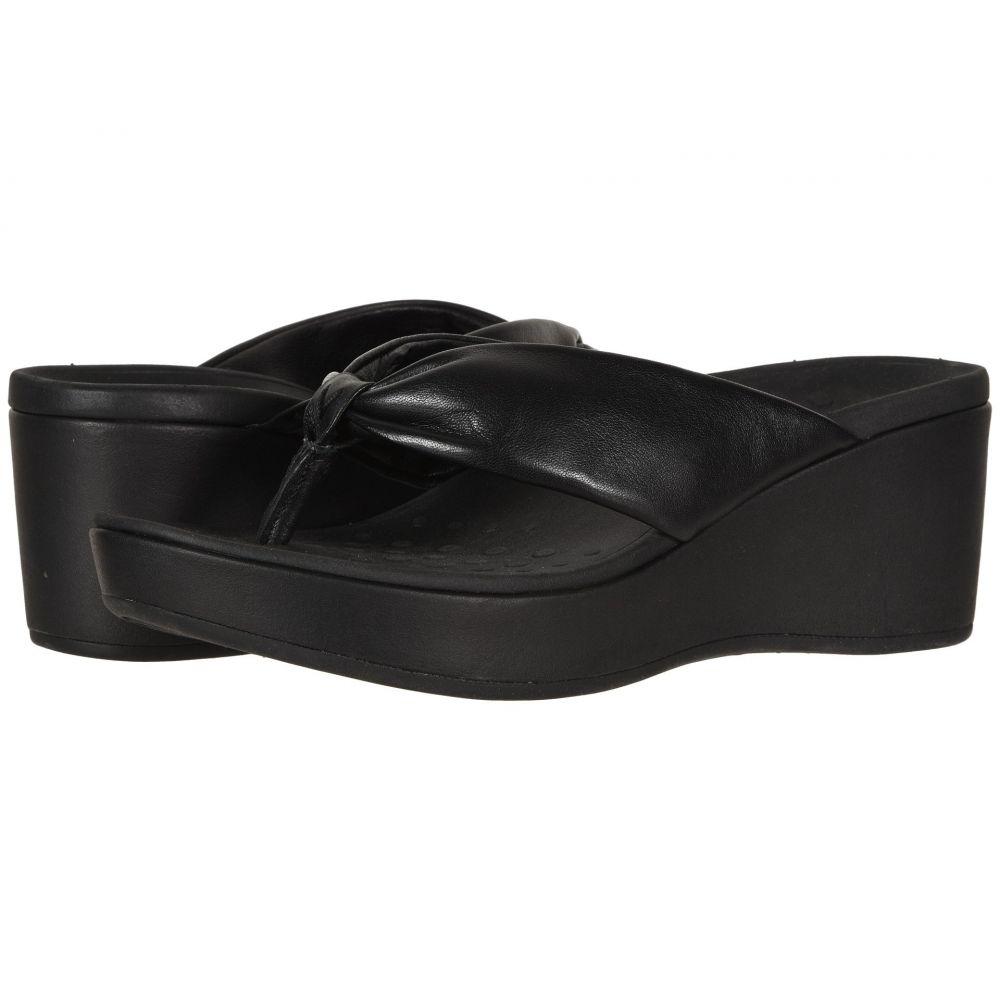 バイオニック VIONIC レディース サンダル・ミュール シューズ・靴【Arabella】Black