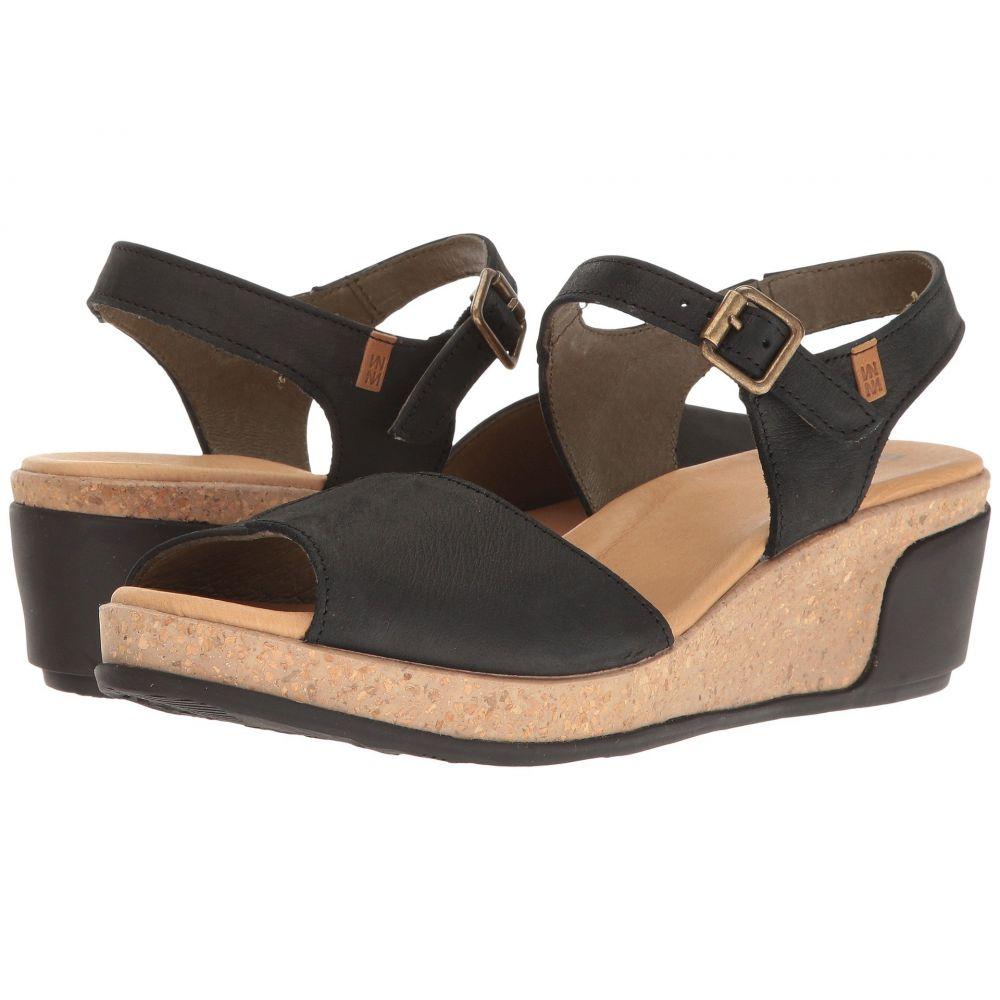 エル ナチュラリスタ El Naturalista レディース サンダル・ミュール シューズ・靴【Leaves N5000】Black