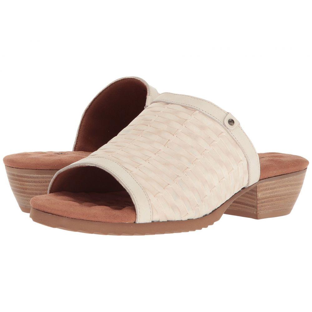 ウォーキング クレードル Walking Cradles レディース サンダル・ミュール シューズ・靴【Cape】Ivory Basket Leather