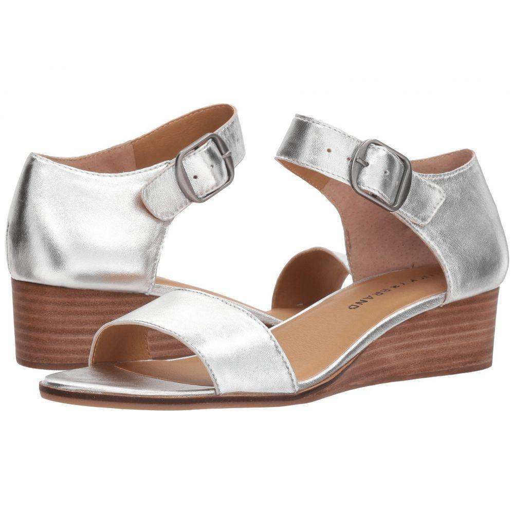 ラッキーブランド Lucky Brand レディース サンダル・ミュール シューズ・靴【Riamsee】Platinum Mtilnp