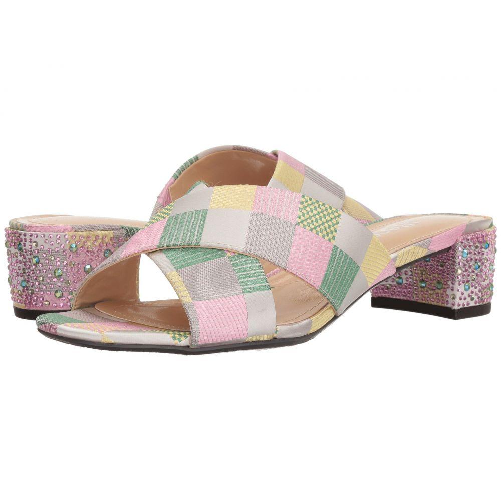ジェイレニー J. Renee レディース サンダル・ミュール シューズ・靴【Cindee】Pastel Multi