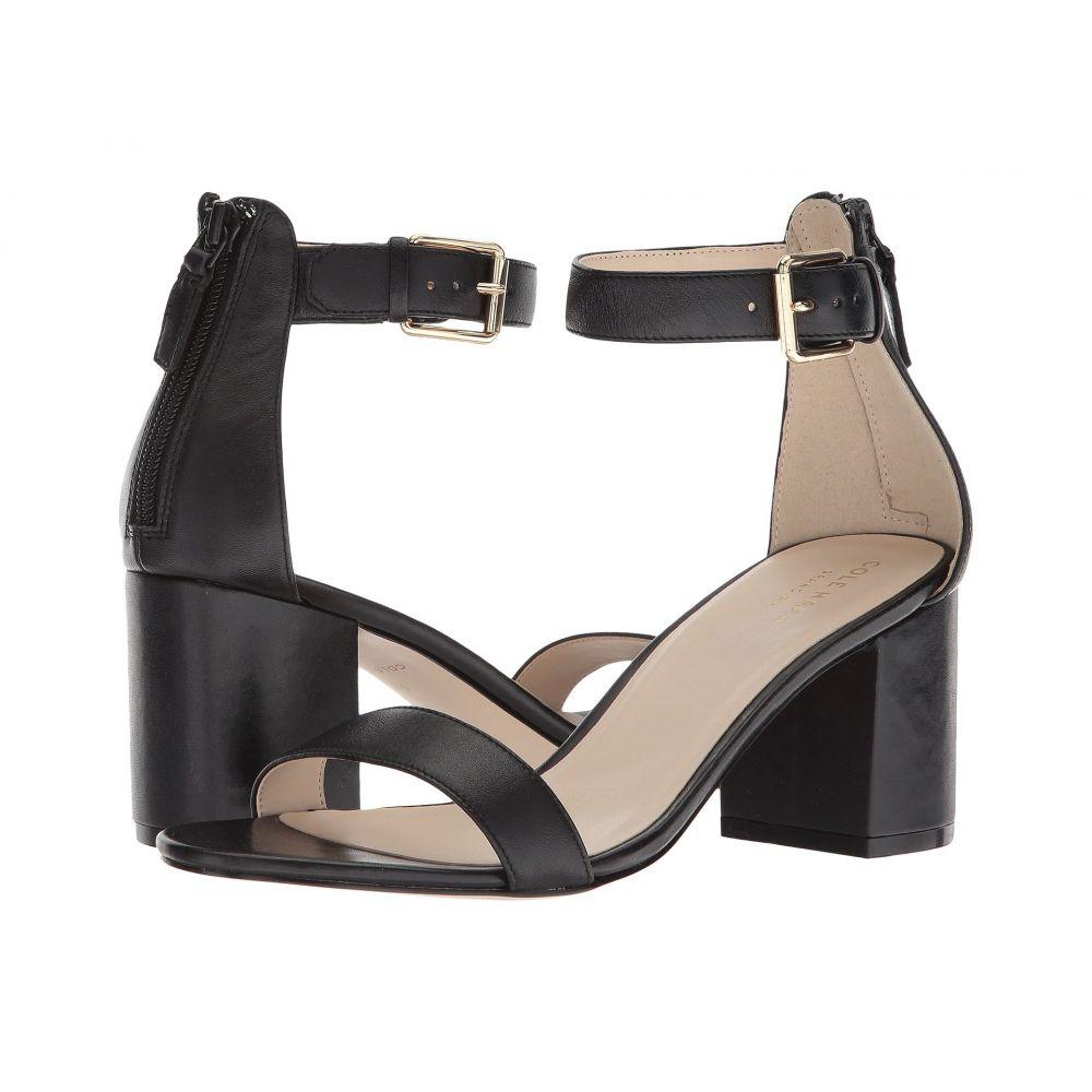 コールハーン Cole Haan レディース サンダル・ミュール シューズ・靴【Clarette Sandal II】Black Leather