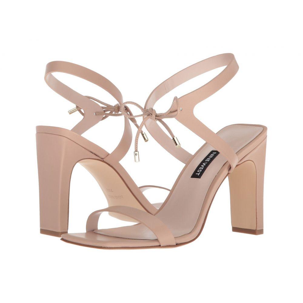 ナインウェスト Nine West レディース サンダル・ミュール シューズ・靴【Longitano Heel Sandal】Light Natural Leather