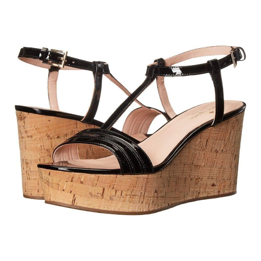 ケイト スペード Kate Spade New York レディース サンダル・ミュール シューズ・靴【Tallin】Black Patent