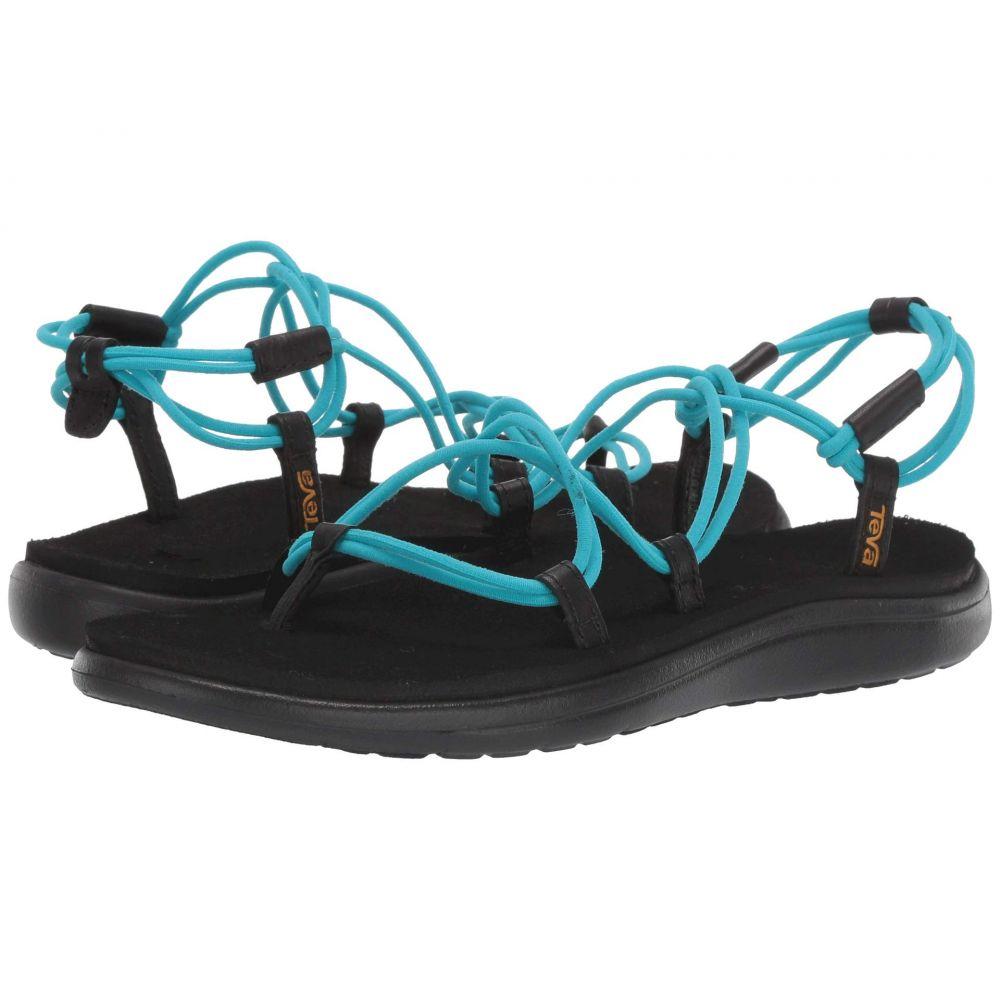 テバ Teva レディース サンダル・ミュール シューズ・靴【Voya Infinity】Scuba Blue