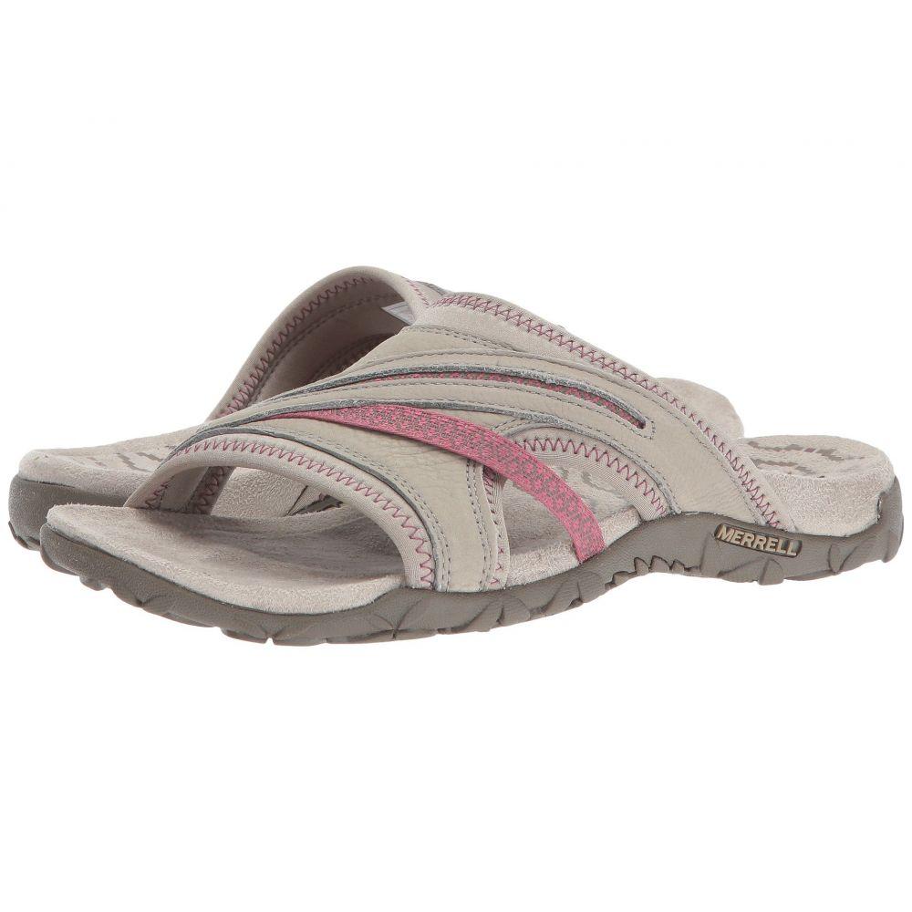 メレル Merrell レディース サンダル・ミュール シューズ・靴【Terran Slide II】Taupe