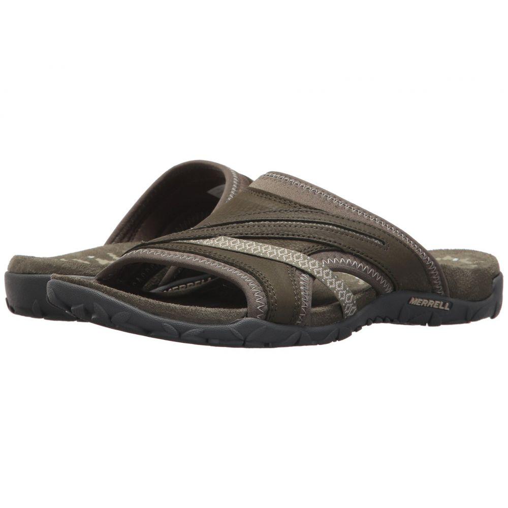 メレル Merrell レディース サンダル・ミュール シューズ・靴【Terran Slide II】Dusty Olive